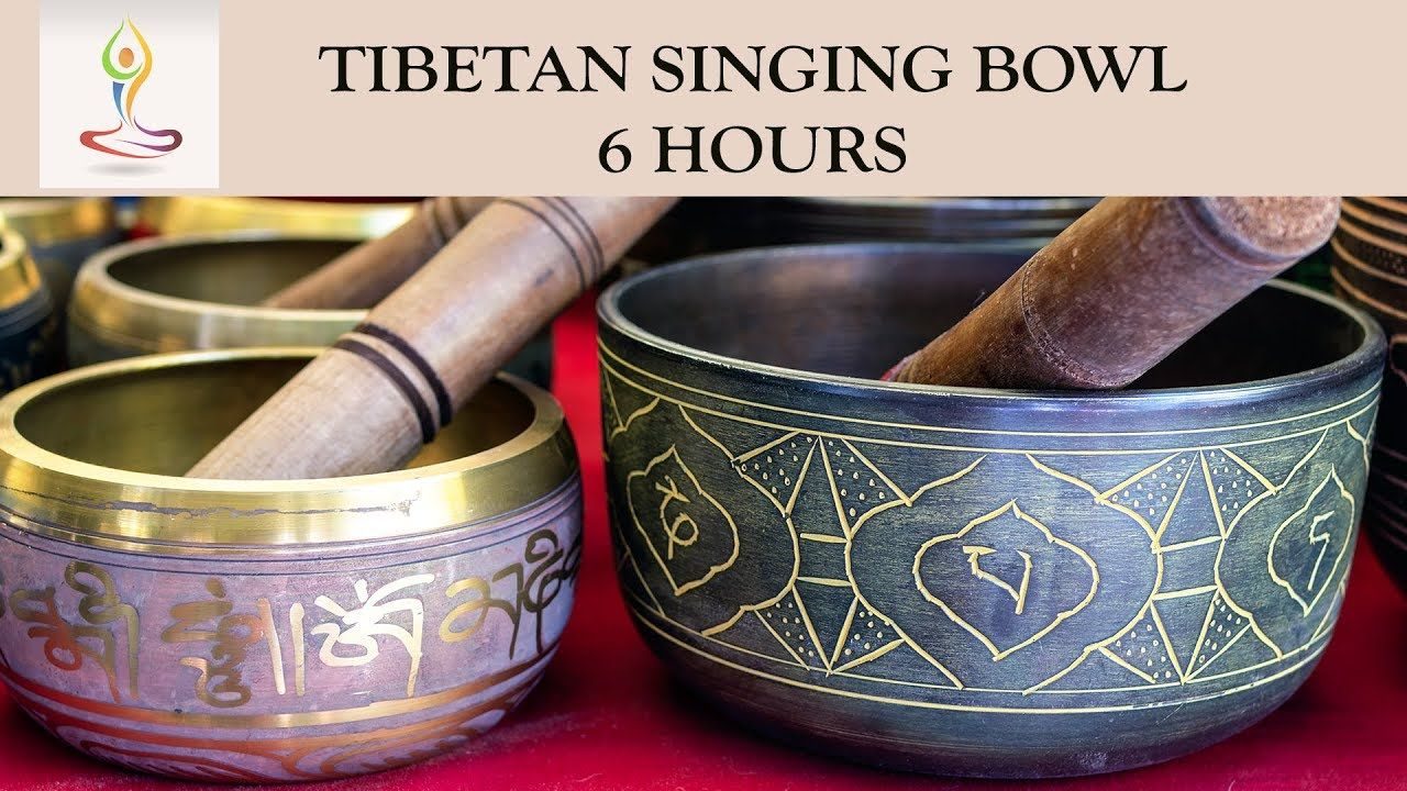 how to use a singing bowl youtube