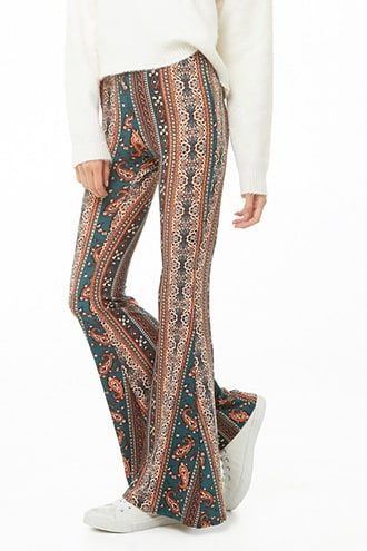 d2125a5250 High-Rise Flare Pants: I wear this today for the first time and it was  super cold out here!
