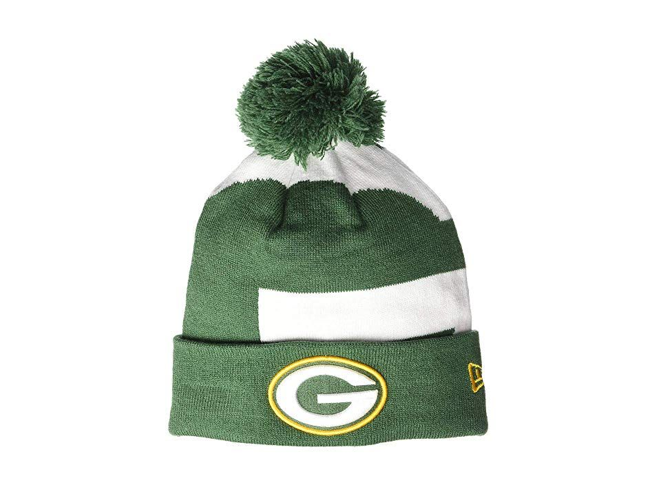 4086cc13d New Era Green Bay Packers Logo Whiz 3 (Dark Green) Baseball Caps ...