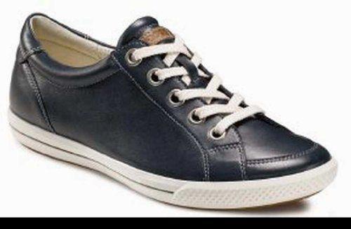 Fara, Sneakers Hautes Femme, Noir (BLACK2001), 40 EUEcco