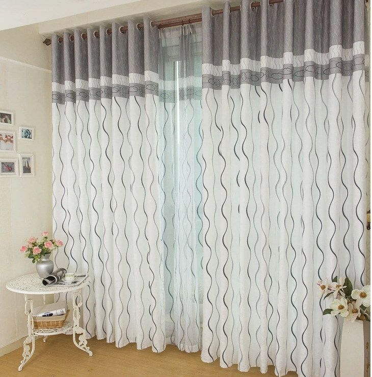 Window Curtain 2015 Hot Sale Simple And Elegant Design Fininshed .