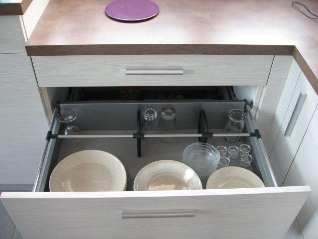 rangement vaisselle verres tiroir - Buscar con Google
