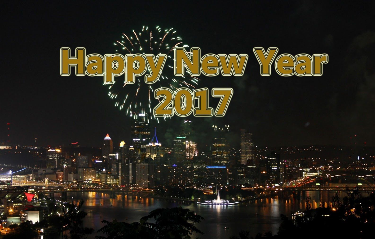 Where can I celebrate New Year 2017 with children 45