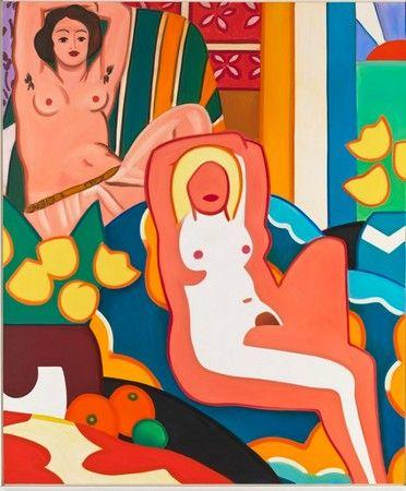 Mattise odalisque nude