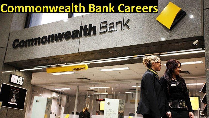 Commonwealth Bank Career Commonwealth bank, Career
