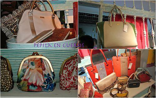 pepita en cueros : bolsos y carteras #jfashionblog jfashion.co