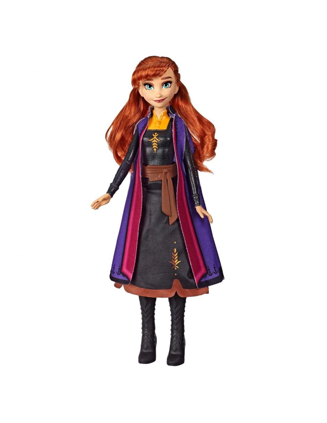 Frozen 2 Anna Lysande Docka i 2020 | Anna, Frozen, Dockor