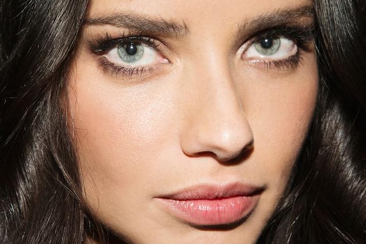Adriana Lima Victoria Secret Makeup Dick