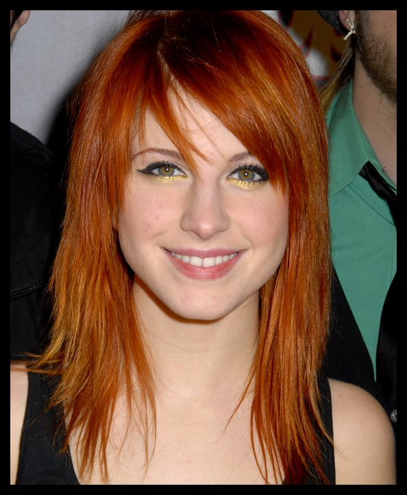 hair cut styles hayley williams hayley williams hayley 2484