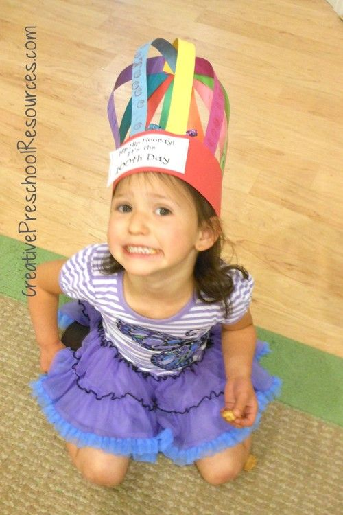 100th Day Of School Crowns To Do Now For Classroom 100