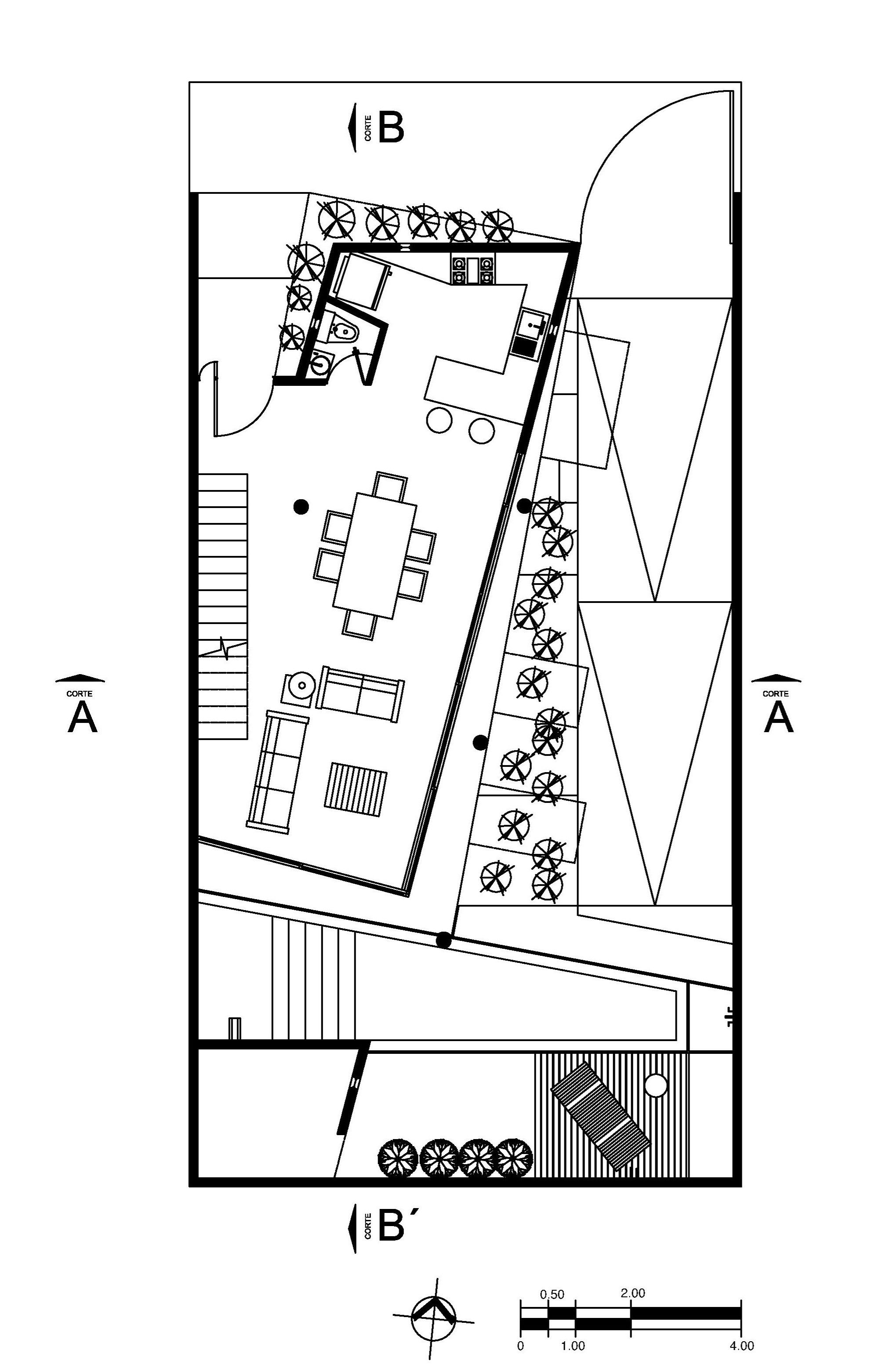 Casa Ten / Taller ADC