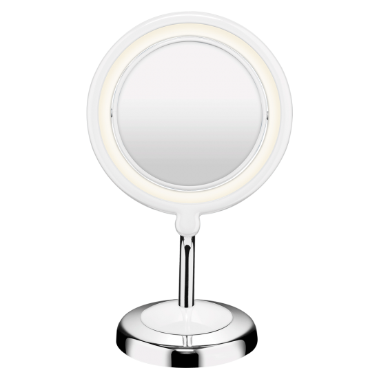 Led Lighted Collection Mirror Makeup Mirror With Lights