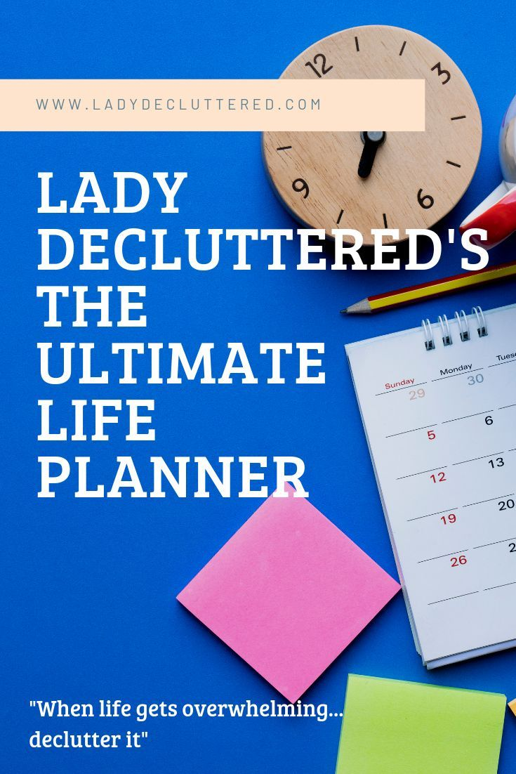 PRINTABLE PLANNERS & FREE DOWNLOADS is part of Life planner, Planner printables free, Planner, Printable planner, Declutter your mind, Assignment planner - Lucky for us, planners are designed to collect and organize our thoughts in one place, no longer able to be forgotten    or procrastinated about