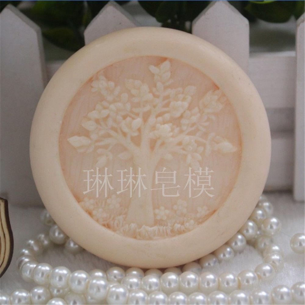 tree s silicone soap mold craft molds diy handmade soap