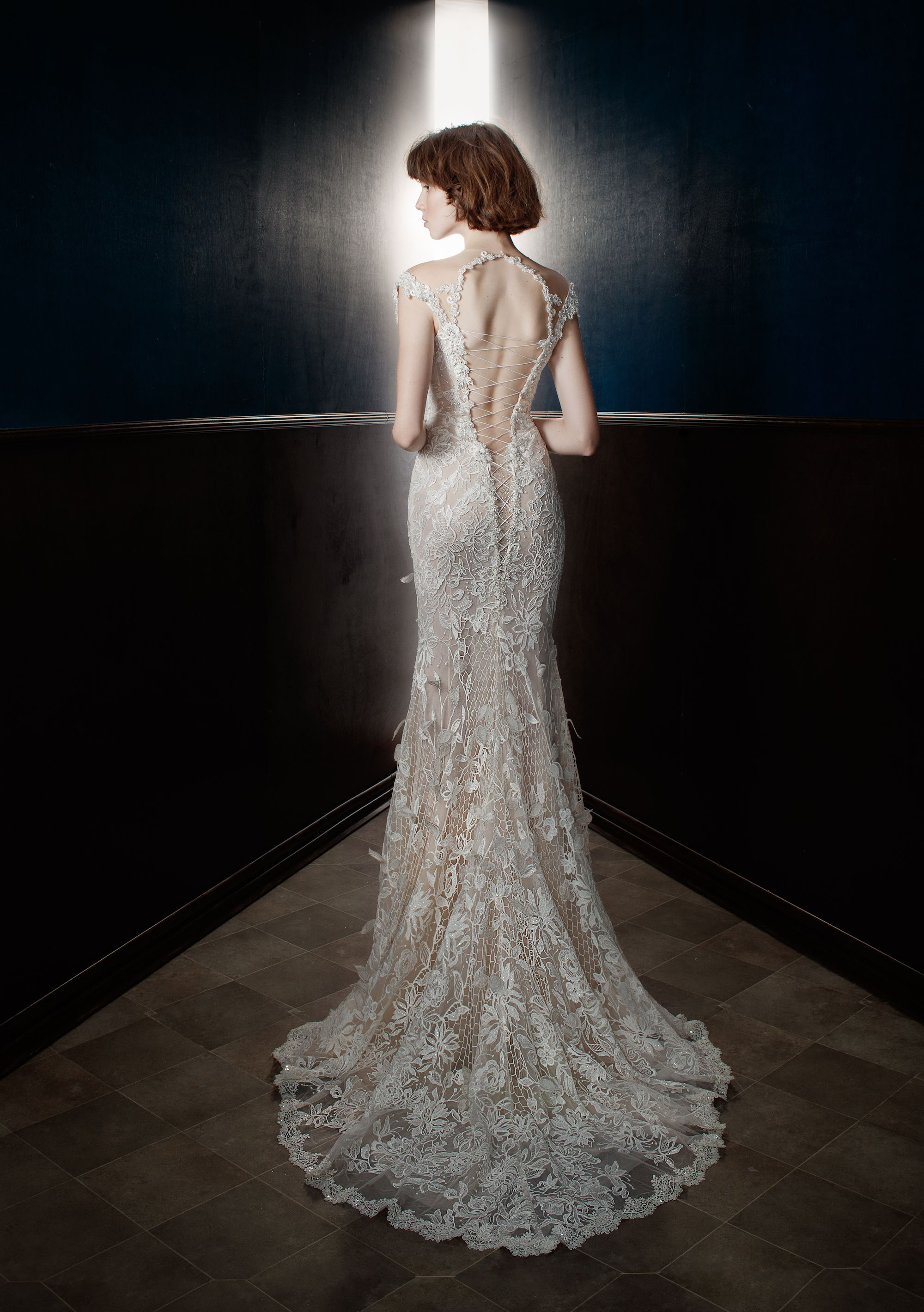 Galia lahav haute couture spring bridal week gown