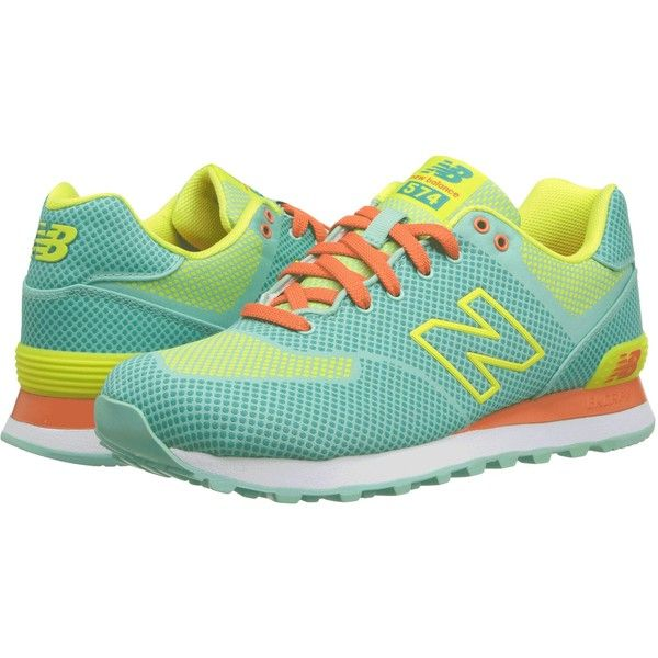 Womens Shoes New Balance Classics WL574 Aquamarine