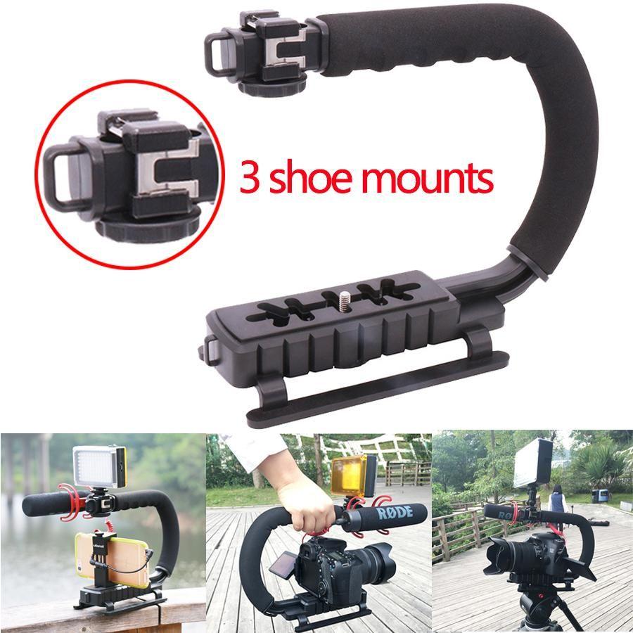 Ulanzi camera Handle U Grip Video Gear Phone Steadicam