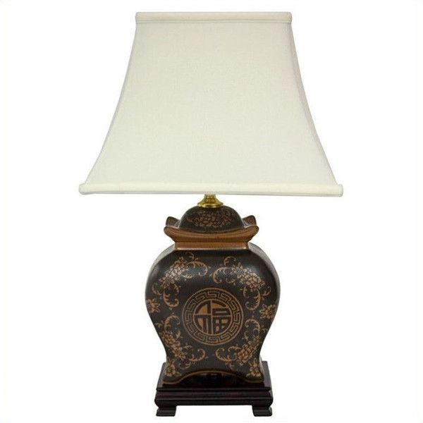 Oriental Furniture 19 Lamp 320 Brl Liked On Polyvore Featuring Home