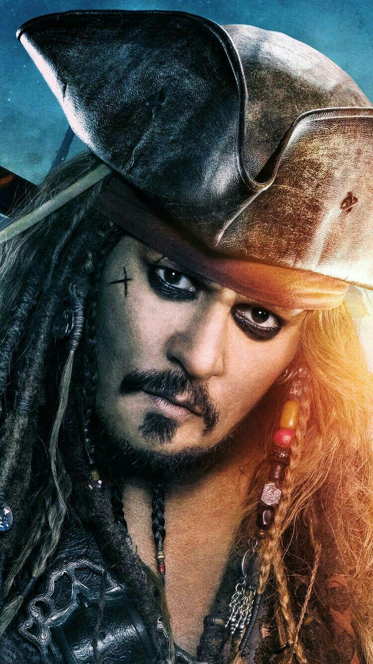Captain jack sparrow johnny depp pinterest piratas del caribe capit n jack and caribe - Jack sparrow hd wallpaper 4k ...