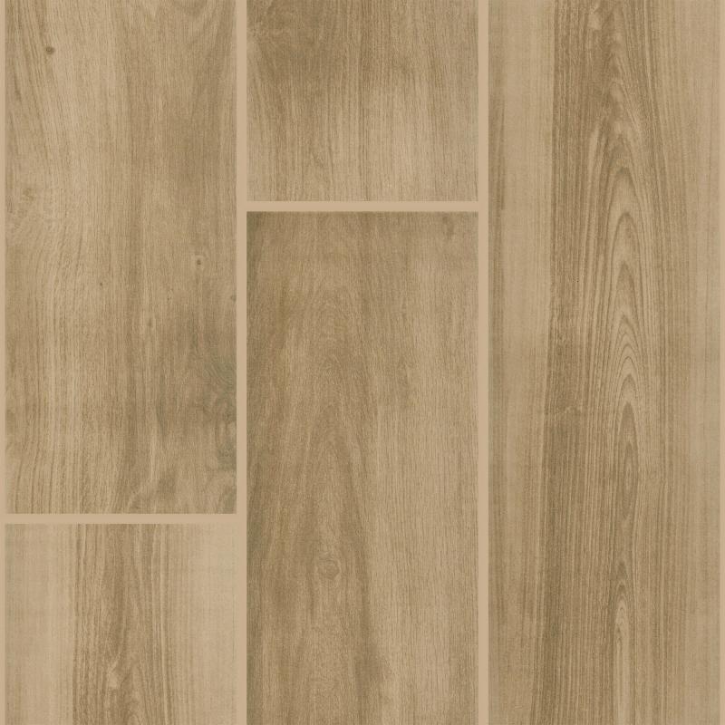 Light Brown 9x36 Wood Look Waterproof Glazed Porcelain Tile Ceramic Flooring Brown Porcelain Tiles Wood Effect
