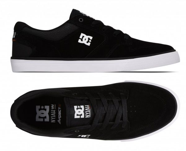 new concept 4c666 43f1e Zapatillas DC Shoes Nyjah Vulc 201  zapatillas DC Shoes Nyjah Vulc 2015