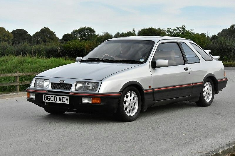 Pin By Simonpotts On Ford Sierra Xr4i Pictures Ford Sierra Ford