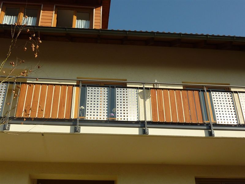 balkongeländer holz design - google-suche | balkon | pinterest,