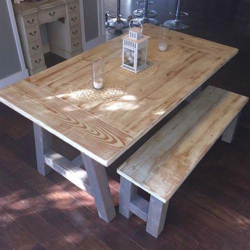 Custom Farmhouse Style Tables