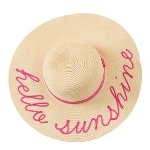 Girly Floppy Sun Hat by bellabeankelly on Etsy 87d6c6529f1f