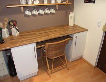 ausziehbarer tisch unter der k chenarbeitsplatte tisch k che arbeitsplatte ausziehbar. Black Bedroom Furniture Sets. Home Design Ideas