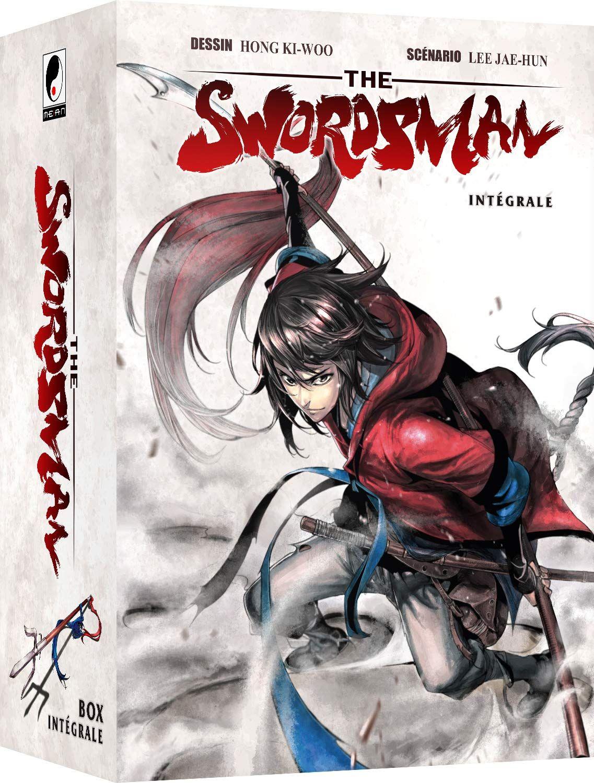 The Swordsman Integrale Tomes 1 A 9 Lecture De Manga Livre Livre Pdf