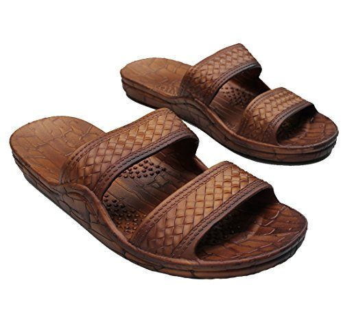 Brown Double Strap Jesus Style Hawaii Sandals. Unisex Sandal For Men Women and Teens >>> READ MORE @ http://www.catscratchmed.com/festiveseasonal_store/brown-double-strap-jesus-style-hawaii-sandals-unisex-sandal-for-men-women-and-teens/?a=2947