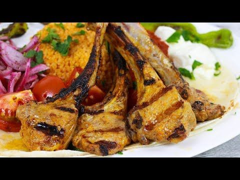 zarte lammkoteletts lammfleisch richtig marinieren i