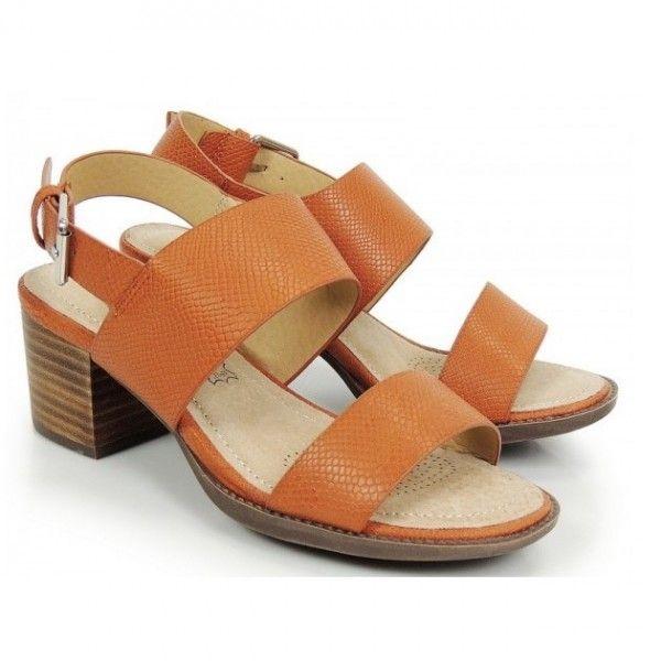 d5c3c2ba1 oranzove-sandale-damske-na-nizkom-opatku   Dámske sandále