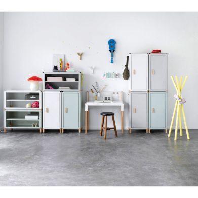 Etagere Basse Ouverte Ordnen Chambre Enfant Scandinave Mobilier De Salon Idee Deco Rangement
