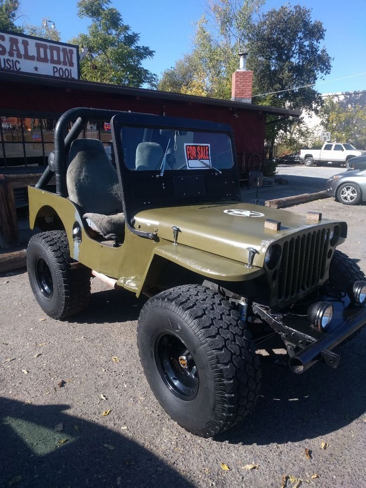 Ebay 1942 Jeep Other Stock Military 1942 Military Jeep Jeep
