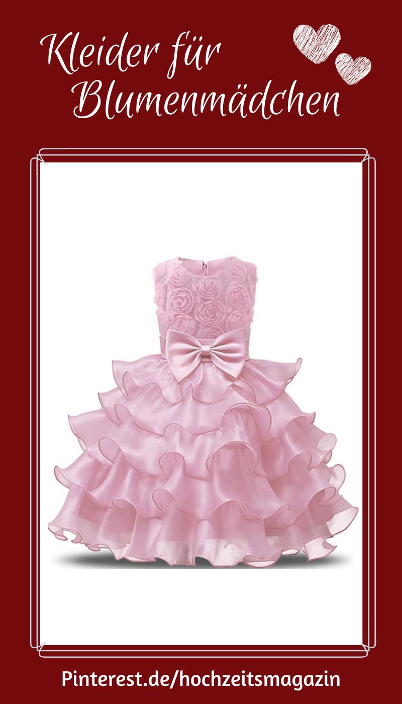 Festliches Kleid Fur Kleine Madchen Fur Taufe Hochzeit Geburtstag Weihnachten Oder Andere Feste In 2020 Brautkleid Festliches Kleid Hochzeit