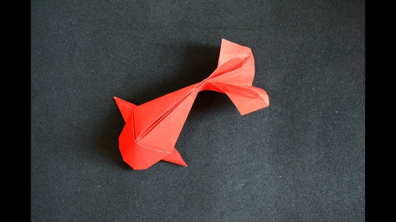 Pin by siga on origami | Origami fish easy, Kids origami, Origami fish | 720x1280