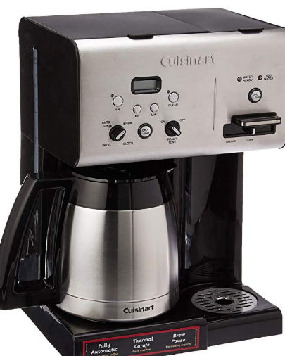 Cuisinart Chw 14 Coffee Plus 10 Cup Thermal Programmable Coffeemaker Coffee Maker Best Coffee Maker Cuisinart