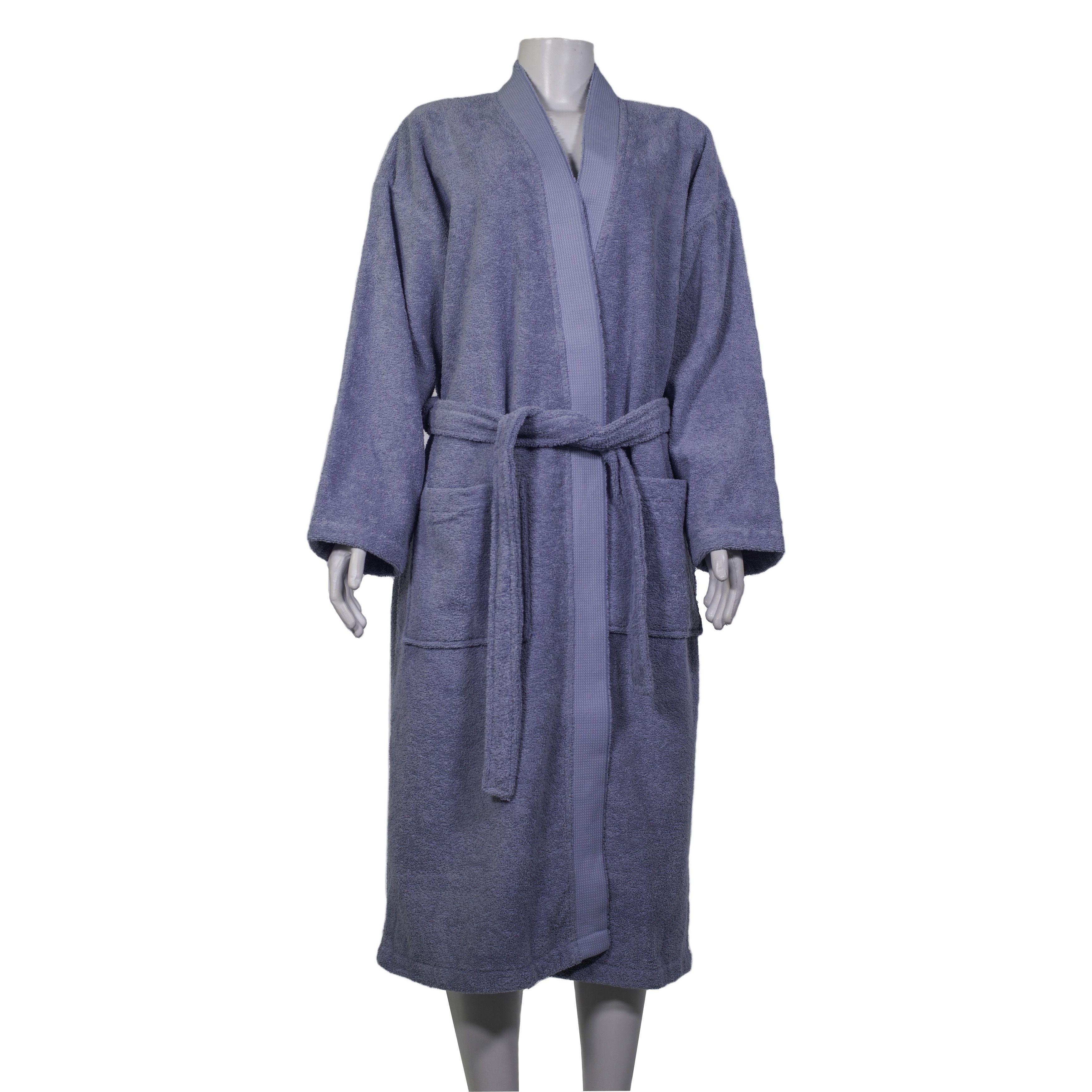 Deco Bianca Luxury Turkish Bathrobe Kimono  b7438ca5b