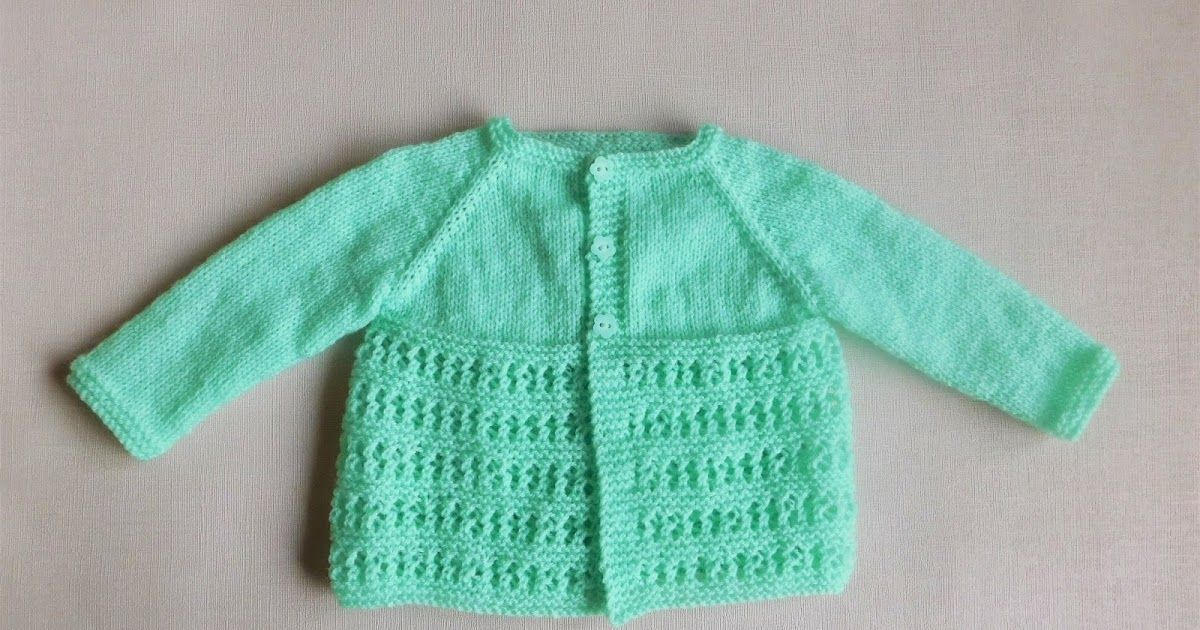 marianna\'s lazy daisy days: Jasmine Baby Jacket | knitting and ...