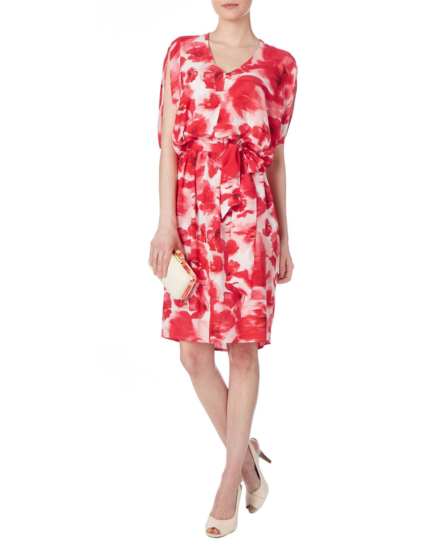 Occasion Dresses | Multi Valencia Print Dress | Phase Eight ...