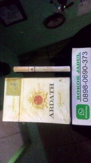 Jual Rokok Ardath Putih Ardath Putih Special  Rokok Jadul