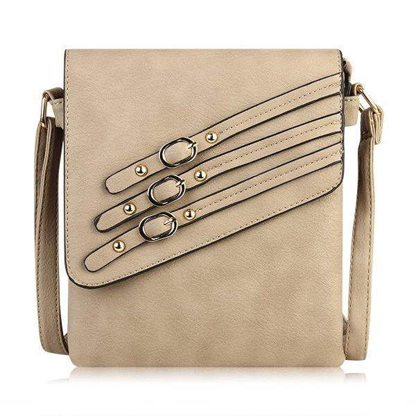 e6fa9ca9342de Sale 11% (21.99 ) - Women Vintage Belt Messenger Bags Girl Small Summer  Shoulder Bags Crossbody Bags