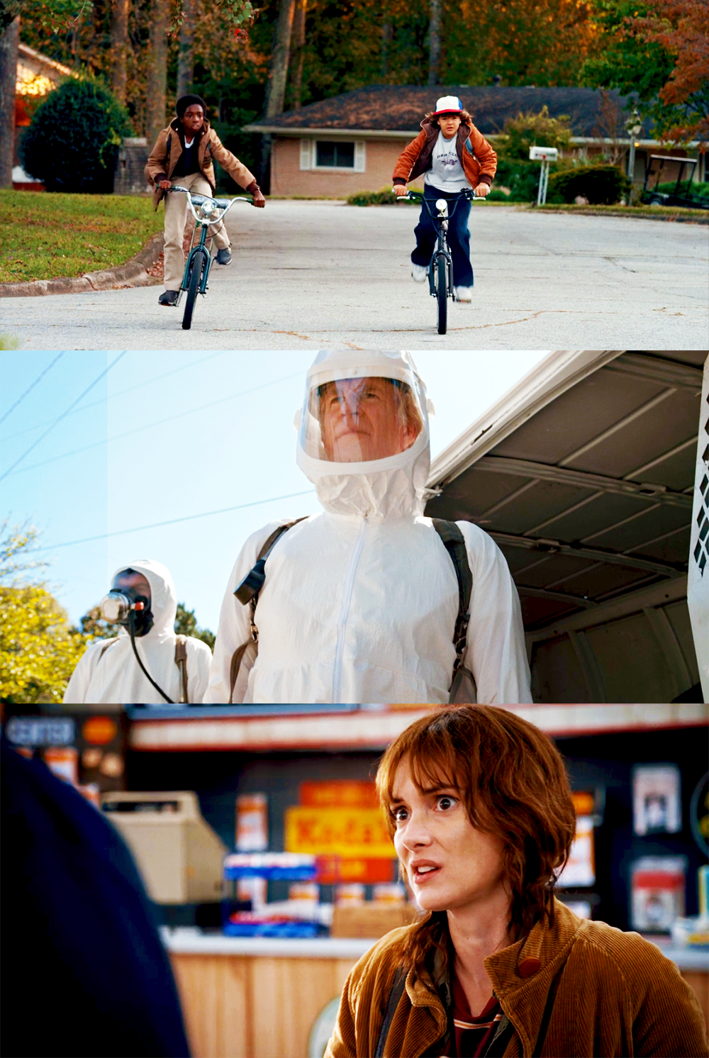 """""""A friend is someone you do anything for"""" Stranger Things 'Chapter Two: The Weirdo on Maple Street'"""