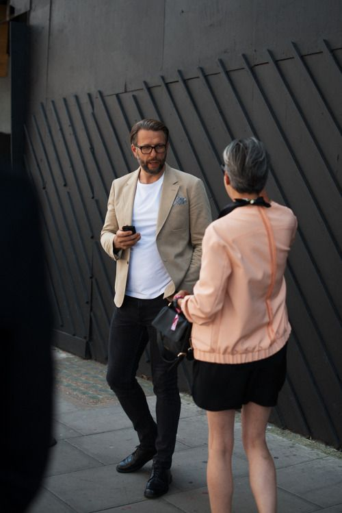 http://chicerman.com  billy-george:  Yes. This guy!  #streetstyleformen