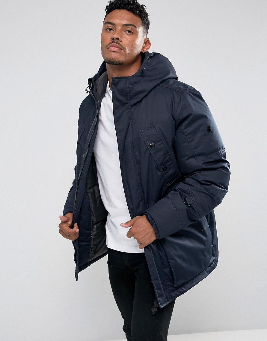 Get this G star's parka now! Click for more details