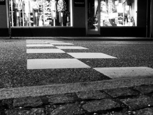 cladelcroix:Down the street Maribo Danemark  #bnw...