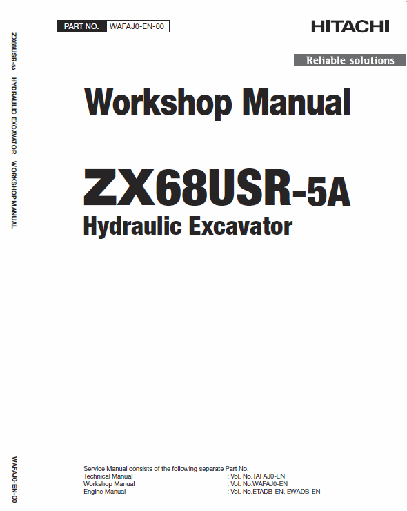 Hitachi Zx68usr