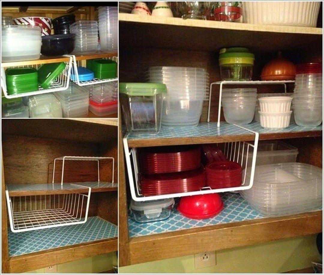 Smart Ways To Organize Your Tupperware (9